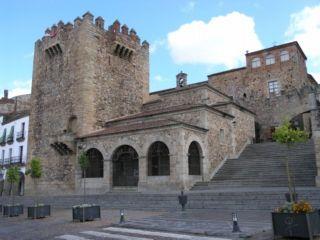 Torre de Bujaco. Cáceres
