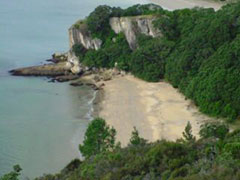 Las playas de Coromandel
