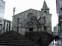 La Colegiata. A Coruña. España