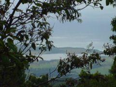 La cima del monte Dromedario