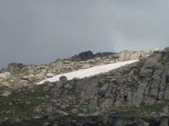 Nieve en el Monte Kosciuko