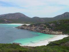 El sendero escenico de Cape LeGrand