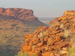 El espectacular paisaje del Territorio del Norte