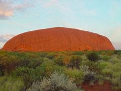 Uluru, el icono más famoso de Australia