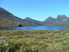 Cradle Mountain, Patrimonio de la Humanidad