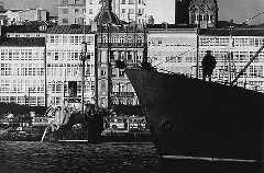 Las galerías de La Coruña en 1950