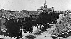 Vista de Rueda en 1910