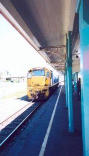 La estación de Greynouth