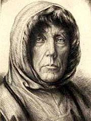 Amundsen, el primero en llegar al Polo Sur Geográfico.