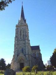 La catedral de Bariloche.