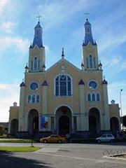 La catedral San Francisco de Castro