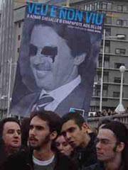 Aznar, ciego de soberbia