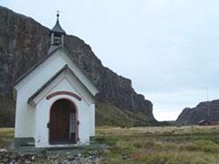La capilla de los escaladores