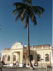 La estación de Paranaguá