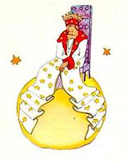 El rey que no sólo quería gobernar el mundo, ¡ también las estrellas !