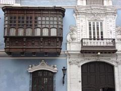 Balcón casa de Osambela