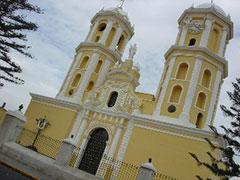 La iglesia de Lambayeque