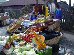 El mercado de Dalcahue