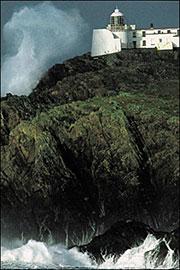 Faro de Eagle Island, Irlanda (Foto Phillip Plisson)