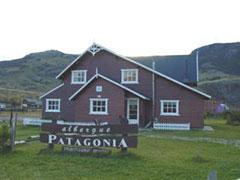 El albergue Patagonia