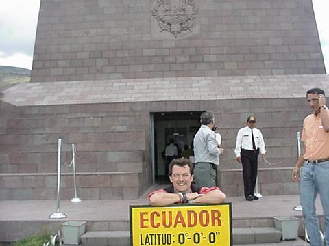 Dsd_Quito. Latitud 0