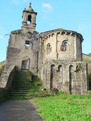 Entrada del Monasterio