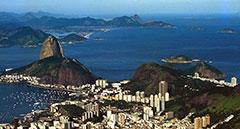 La vista más hermosa de Río, desde el Corcovado