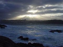 """El sol se pone en Galicia, pero volverá a amanecer el el """"Fogar de Breogán"""""""