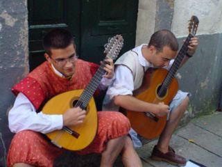 La música medieval, una de las muchas que se escucha en fiestas