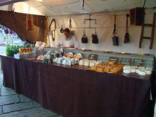 El queso gallego, un producto todavía artesanal