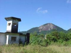 Ruinas prisión Dois Rios