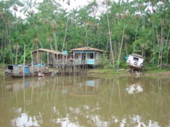 Así se vive en el Amazonas
