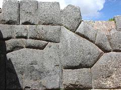 El encaje perfecto de las piedras incas