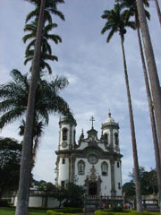 Iglesia San Francisco de Asís Saõ João.