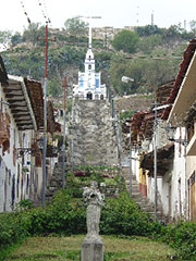 La capilla y el mirador Santa Apolonia