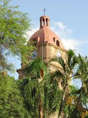 La catedral de Santa Cruz