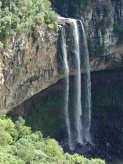 Cascada del P.N. Caracol