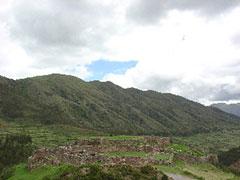 Vista de Pukapukara
