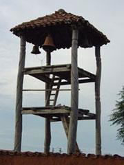 El campanario tradicional jesuita