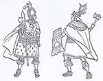 2 guerreros incas