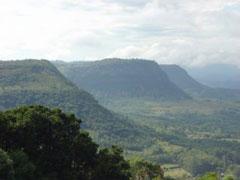 El valle de Quilombo en Gramado