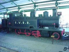 Tren vetusto en Recife