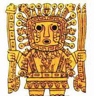 El dios Viracocha