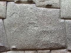 El triple muro en ziz zag de Sacsaywuaman