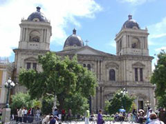 La Catedral de La Paz