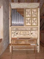 El órgano de Santa Ana