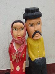 Artesanía en Tiradentes