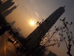 La torre Jin Mao