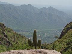 Camino del Cerro San Isidro