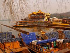 Las barcas y el dragón restaurante